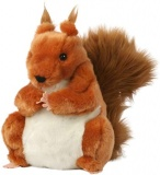 The  Puppet Company - European Wildlife Red Squirrel Puppet